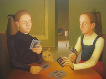 Adllson Santos - jogo de cartas