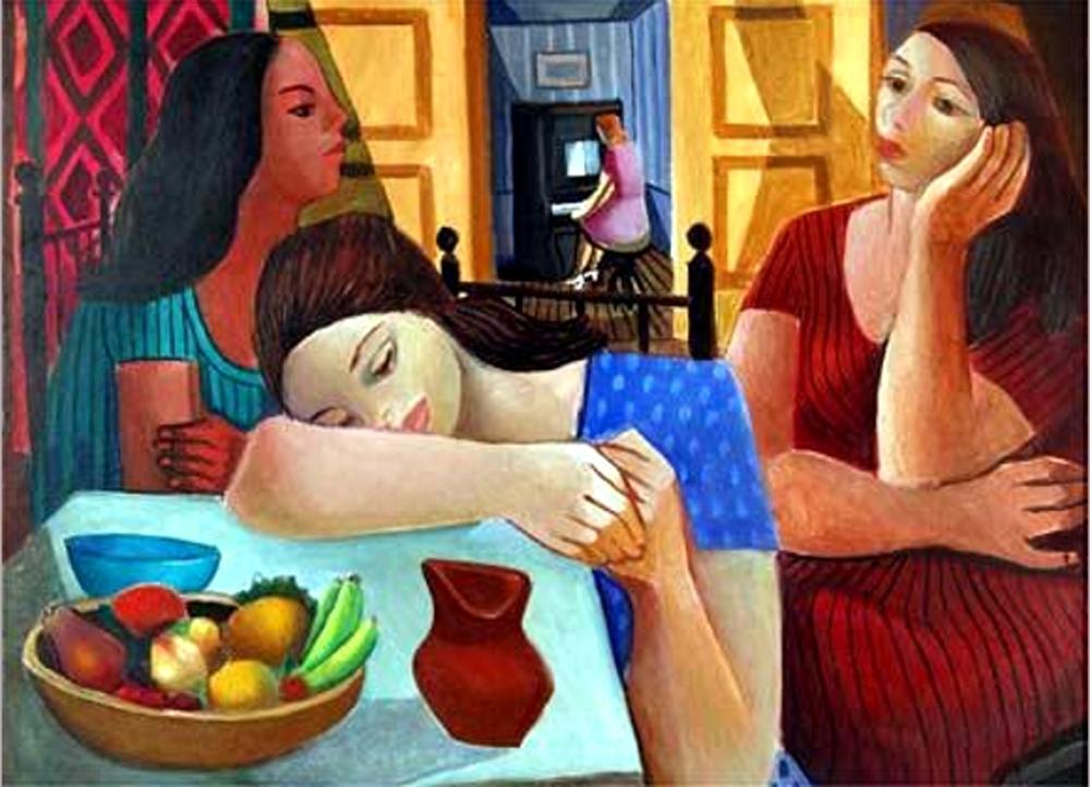Di Cavalcante - Mulheres e Frutas (1962)