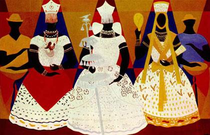 Djanira - Três Orixás (1966)