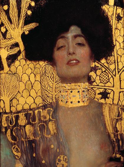 Gustav Klimt - Judith I (1901)
