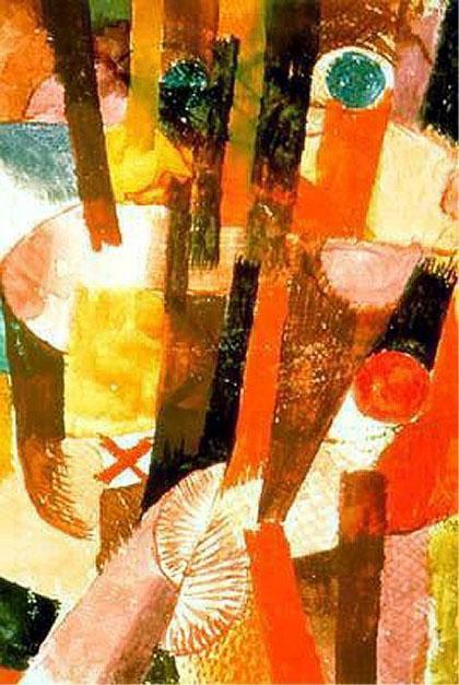 Paul Klee - Anatomia de Afrodite