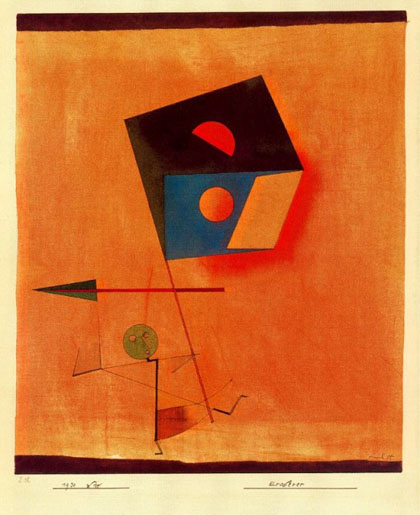 Paul Klee - Conquistador