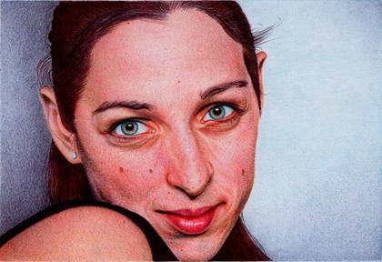 Samuel Silva - Retrato de Mulher
