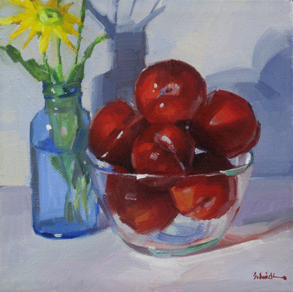 Sarah Sedwick - Red Plum Bowl