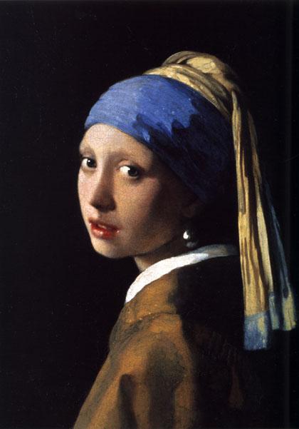 Vermeer - Moça com Brinco de Pérola