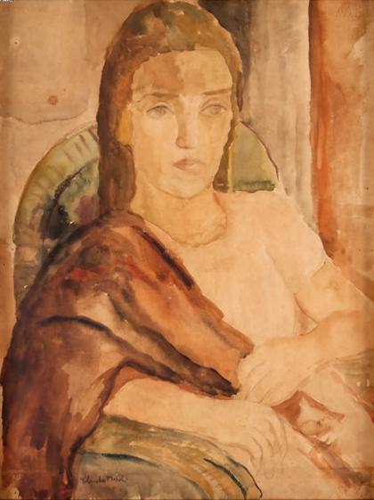 Yolanda Mohalyi - Figura feminina